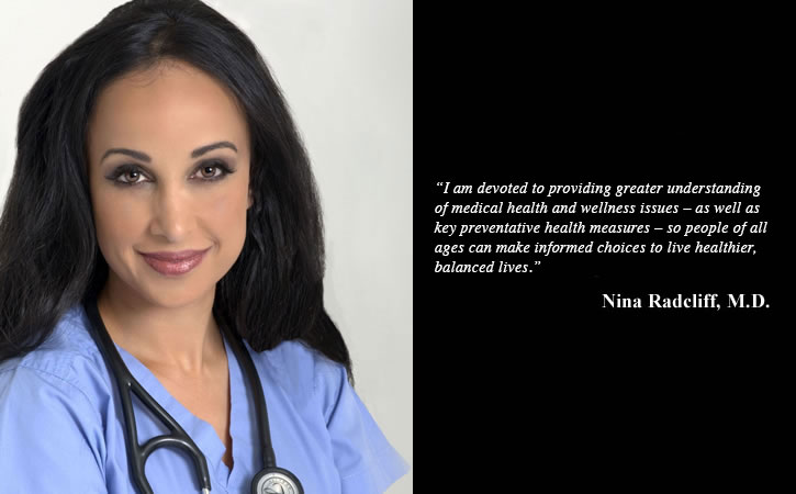 Dr. nina Radcliff: Major Network medical Commentator